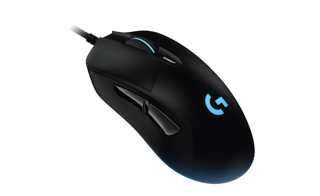 La G403 est l'une des souris gaming sans-fil les moins chères