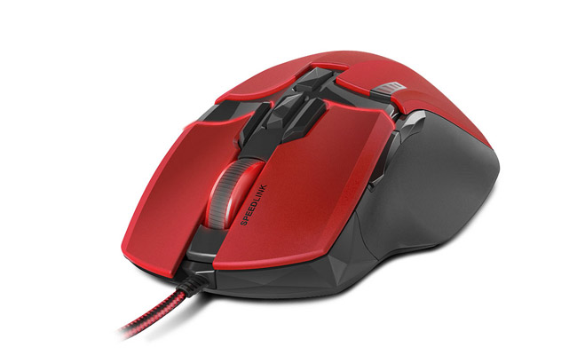 Souris gamer SpeedLink