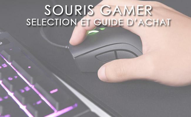 Top des souris gamer et guide d'achat pour mieux choisir