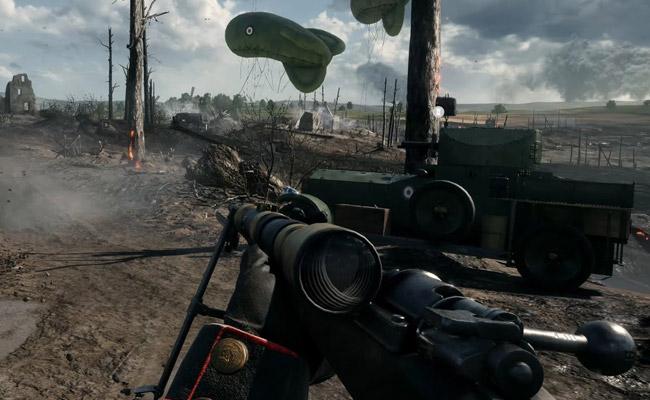 Battlefields 1 est un gros succès en multijoueurs