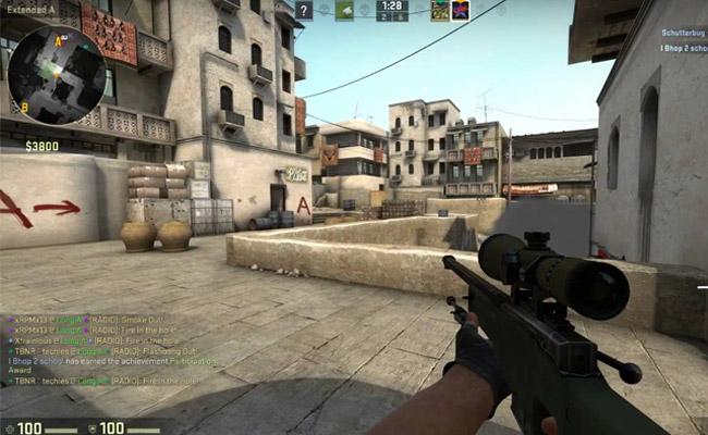 CS:GO reste l'un des jeux multijoueurs les plus appréciés